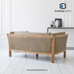 sofa jati minimalis