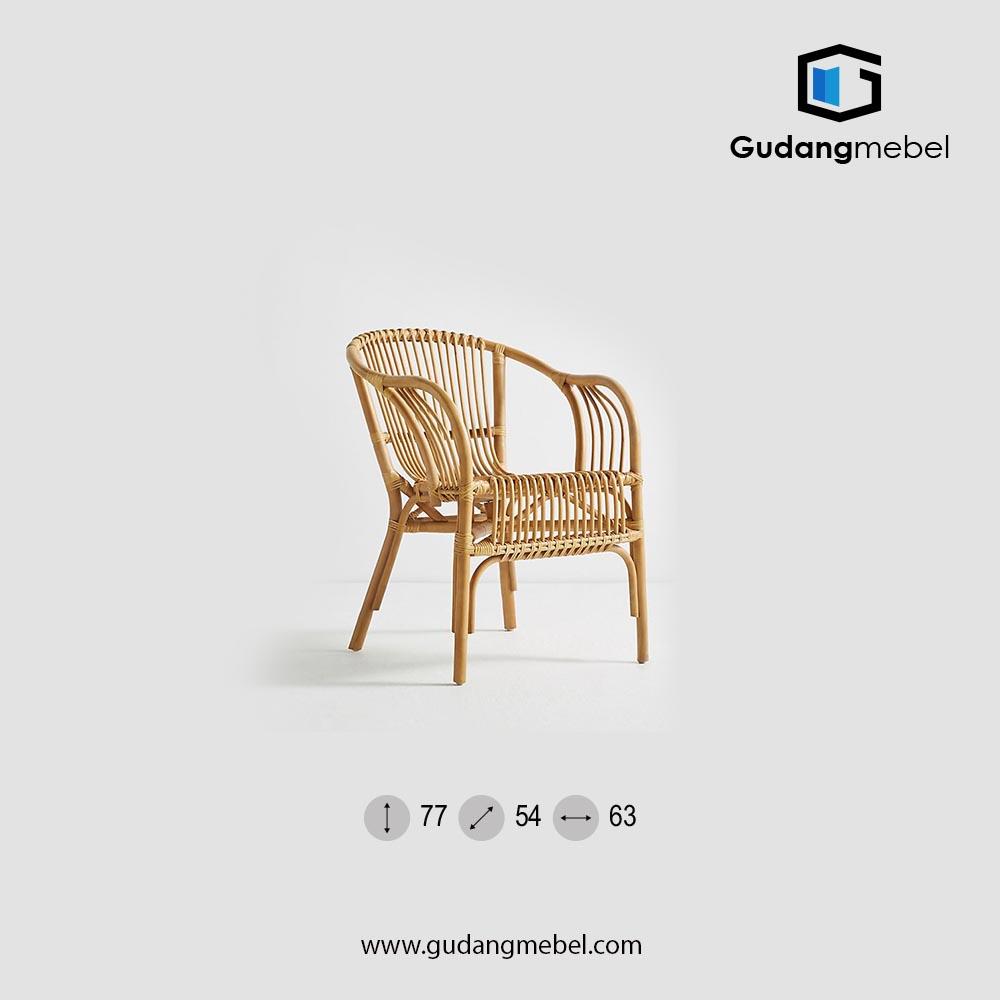 Furniture Rotan Sebagai pesaing kayu
